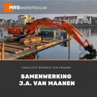 Samenwerking J.A. Van Maanen