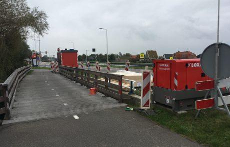 Bruggen onderhoud Noord-Holland